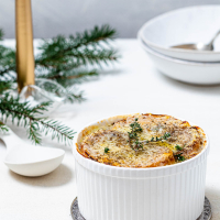 Fake french onion soup
