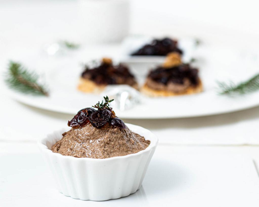 Vegetarian Paté